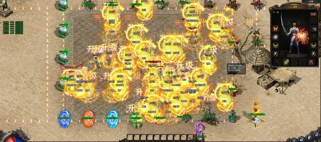 超级变态传奇世界2手游特色